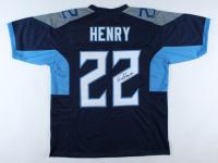 Derrick Henry Signed Jersey (JSA COA) at PristineAuction.com