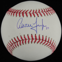 Aaron Judge Signed OML Baseball (PSA COA) at PristineAuction.com