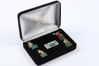Walt Disney Characters Boxed Pin Set of (5) Pins at PristineAuction.com