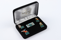 Walt Disney Characters Boxed Pin Set of (5) Pins at PristineAuction.com