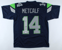 DK Metcalf Signed Jersey (JSA COA) (See Description) at PristineAuction.com