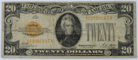 1928 $20 Twenty Dollars Gold Seal U.S. Legal Tender Note at PristineAuction.com