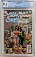 "2010 ""The Brave and the Bold"" Issue #33 DC Comic Book (CGC 9.2) at PristineAuction.com"