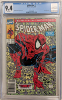 "1990 ""Spider-Man"" Issue #1 Marvel Comic Book (CGC 9.4) at PristineAuction.com"