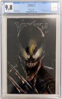 """2017 """"Venom"""" Issue #6 ComicXposure Francesco Mattina X-23 Venomized Variant Marvel Comic Book (CGC 9.8) at PristineAuction.com"""