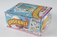 1989 Topps Baseball Box of (36) Wax Packs at PristineAuction.com