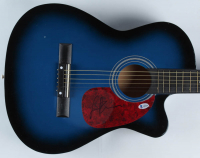 "Lionel Richie Signed 38"" Acoustic Guitar (Beckett COA) (See Description) at PristineAuction.com"
