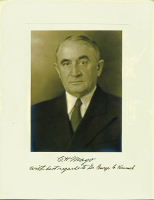 "Charles Horace Mayo Signed 10x13 Photo Inscribed ""With Best Regards"" (PSA LOA) at PristineAuction.com"