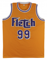 """Chevy Chase Signed Jersey Inscribed """"Fletch"""" (Beckett COA) at PristineAuction.com"""