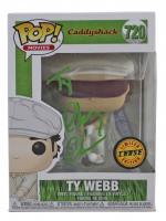 "Chevy Chase Signed ""Caddyshack"" #720 Ty Webb Funko Pop! Vinyl Figure Inscribed ""Ty"" (Beckett COA) at PristineAuction.com"