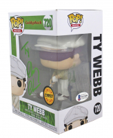 """Chevy Chase Signed """"Caddyshack"""" #720 Ty Webb Funko Pop! Vinyl Figure Inscribed """"Ty"""" (Beckett COA) at PristineAuction.com"""