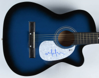 "Kelsea Ballarini Signed 38"" Acoustic Guitar (Beckett Hologram) (See Description) at PristineAuction.com"