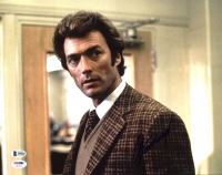 "Clint Eastwood Signed ""Dirty Harry"" 11x14 Photo (PSA COA & Beckett LOA) at PristineAuction.com"