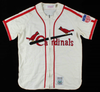 Stan Musial Signed Cardinals Jersey (PSA COA) at PristineAuction.com