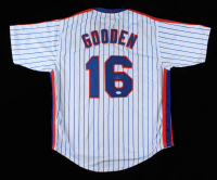 """Dwight """"Doc"""" Gooden Signed Jersey (JSA COA) (See Description) at PristineAuction.com"""