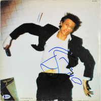 "David Bowie Signed ""Lodger"" Record Album Cover (Beckett LOA) at PristineAuction.com"