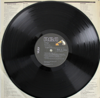 """David Bowie Signed """"Lodger"""" Record Album Cover (Beckett LOA) at PristineAuction.com"""