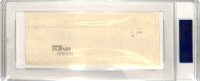 Vin Scully Signed 1990 Personal Check (PSA Encapsulated) at PristineAuction.com