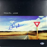 "Eddie Vedder Signed Pearl Jam ""Yield"" Vinyl Record Album (Beckett LOA) at PristineAuction.com"