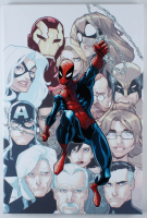 "Humberto Ramos ""The Amazing Spider-Man #648"" Limited Edition 18x27 Giclee on Canvas (PA LOA) at PristineAuction.com"