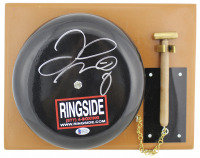 Floyd Mayweather Signed Authentic Full-Size Ringside Boxing Bell (Beckett COA) (See Description) at PristineAuction.com