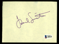 Frank Sinatra Signed 4.25x5.5 Cut (Beckett LOA) at PristineAuction.com