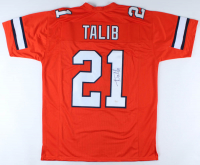 Aqib Talib Signed Jersey (JSA COA) (See Description) at PristineAuction.com