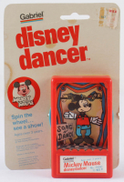Vintage 1975 Mickey Mouse Gabriel Disney Dancer Toy at PristineAuction.com