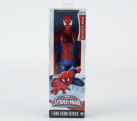"Stan Lee Signed 2012 Hasbro ""Ultimate Spiderman Titan Hero Series"" Spiderman Action Figure (JSA COA) at PristineAuction.com"