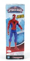 "Stan Lee Signed 2012 Hasbro ""Ultimate Spiderman Titan Hero Series"" Spiderman Action Figure (JSA COA) at PristineAuction.com"