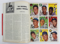 Willie Mays Signed 1954 Sports Illustrated Magazine (Beckett LOA) at PristineAuction.com
