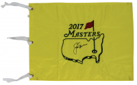 Jack Nicklaus Signed 2017 Masters Golf Pin Flag (Beckett LOA) (See Description) at PristineAuction.com