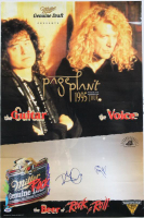 Jimmy Page & Robert Plant Signed Led Zeppelin 20x30 Poster (PSA LOA) at PristineAuction.com