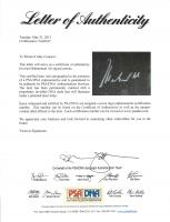 Muhammad Ali Signed 30x40 Canvas (PSA LOA) at PristineAuction.com