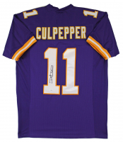 Daunte Culpepper Signed Jersey (JSA COA) at PristineAuction.com