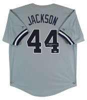 Reggie Jackson Signed Jersey (Beckett COA) at PristineAuction.com