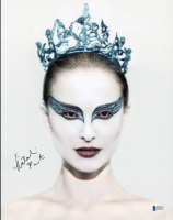 "Natalie Portman Signed ""Black Swan"" 11x14 Photo (Beckett COA) at PristineAuction.com"