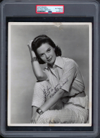 "Natalie Wood Signed 8x10 Photo Inscribed ""Best To You"" (PSA Encapsulated) at PristineAuction.com"