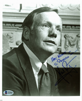 "Neil Armstrong Signed NASA 8x10 Photo Inscribed ""Best Wishes"" (Beckett LOA) at PristineAuction.com"