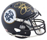 Jerome Bettis Signed Notre Dame Fighting Irish Full-Size Authentic On-Field Helmet (Beckett COA) at PristineAuction.com