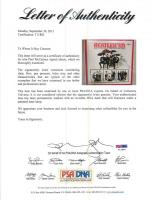 "Paul McCartney Signed 19x33.5 The Beatles ""Beatles '86"" Custom Framed Vinyl Record Album Display (PSA LOA) at PristineAuction.com"