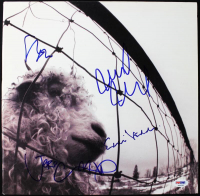 Eddie Vedder, Jeff Ament, Stone Gossard & Mike McCready Signed Pearl Jam Vinyl Album Record Cover (PSA LOA) at PristineAuction.com