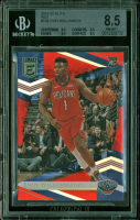 Zion Williamson 2019-20 Elite Red #108 (BGS 8.5) at PristineAuction.com