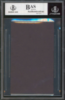 Honus Wagner Signed 2x2.75 Cut (BGS Encapsulated) at PristineAuction.com