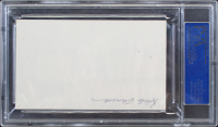 Roberto Clemente Signed 1x4.25 Cut (BGS Encapsulated) at PristineAuction.com