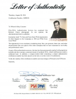 Richard Nixon Signed 8x10 Photo With Extensive Inscription (PSA LOA) at PristineAuction.com