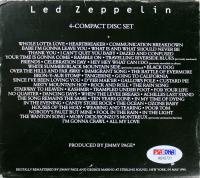 Robert Plant & John Paul Jones Signed Led Zeppelin (4) CD Box Set (PSA LOA) at PristineAuction.com