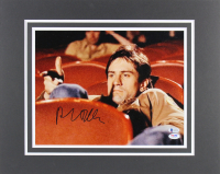 "Robert De Niro Signed ""Taxi Driver"" 16x20 Custom Matted Photo Display (Beckett COA & PSA COA) at PristineAuction.com"