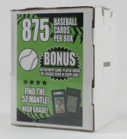 Ultimate Jumbo Baseball Card Mystery Box with (875) Total Cards at PristineAuction.com