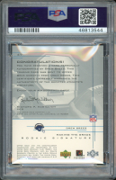 Drew Brees 2001 UD Graded #47 Action RC (PSA 10) at PristineAuction.com